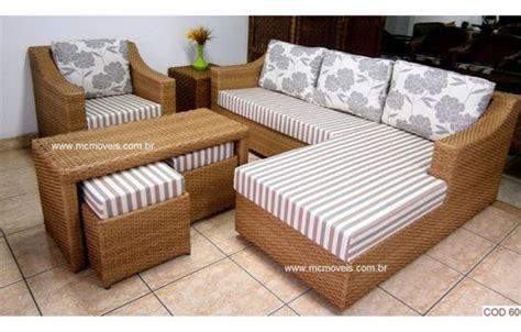 sofa vime em sp sof 225 de vime 60 modelos incr 237 veis e modernos dicas