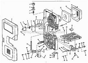 Rockwell Portable Band Saw Model 725 Wiring Diagram