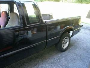 Sell Used 1995 Chevrolet S10 Ls Extended Cab Pickup 2