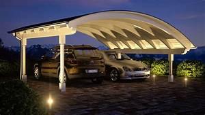 Carport Metall Bausatz : carport mit rundbogen ~ Whattoseeinmadrid.com Haus und Dekorationen