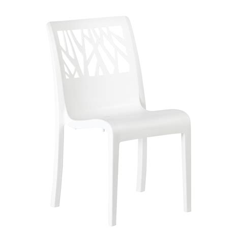 chaise vegetal beautiful fauteuil de jardin grosfillex blanc gallery