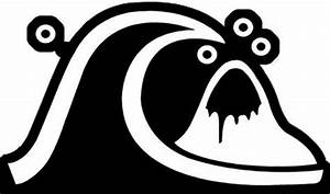 Quiksilver Old School Logo Sticker - Black For Sale at ...