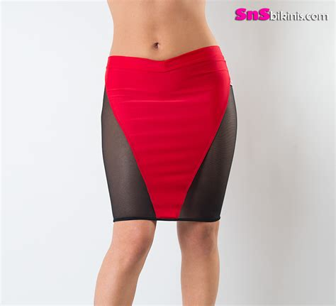tantalized sexy sheer skirt bpllong