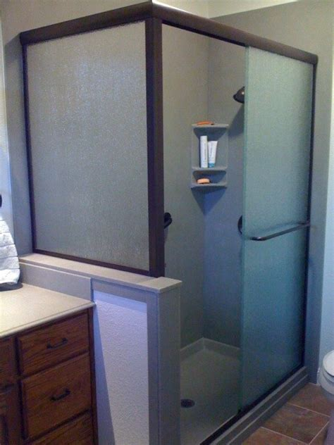 Glass Shower Enclosure Kits glass shower enclosures contemporary shower stalls and