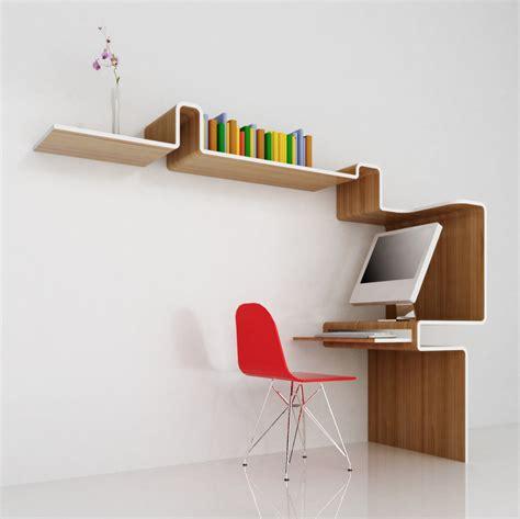 meuble etagere bureau meuble bureau etagere déco design