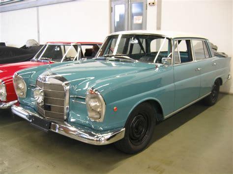 Mercedes Benz Classic Cars