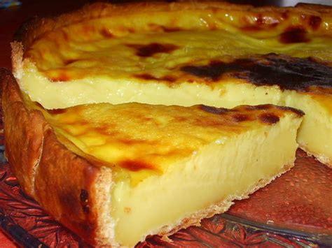 recette de tarte au flan simple  rapide la recette facile