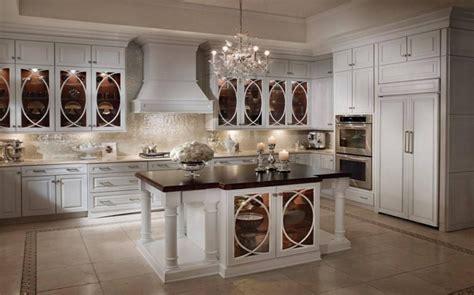 cuisine cristal la cuisine style cagne décors chaleureux vintage