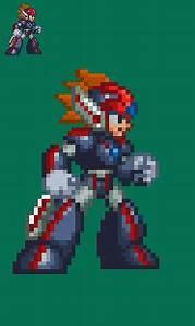 Megaman X X4-X6 - Axl by KyujiX on DeviantArt