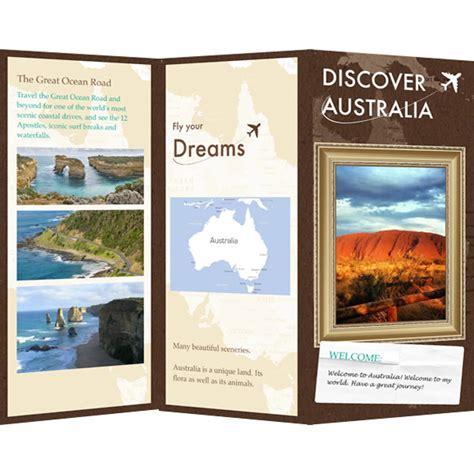 brochure templates samples brochure maker publisher