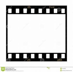 Blank Film Frame Royalty Free Stock Photo Image 27946485