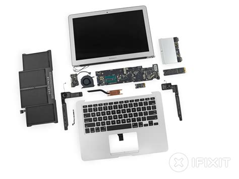 amac book air macbook air 13 quot mid 2013 teardown ifixit
