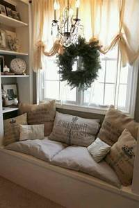 1000 images about for the home on pinterest primitives With window bench seat for a sweet living room