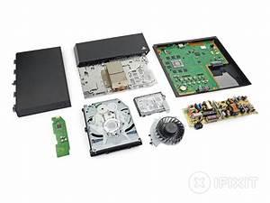 PlayStation 4 Teardown IFixit