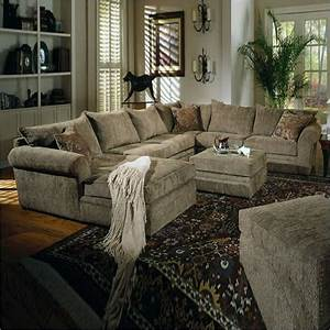 Coaster westwood hardwood chenille pillow top sectional for Green chenille sectional sofa