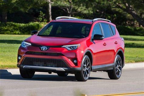 Toyota The Concept 20192020 Toyota Rav4 4dr Suv Exterior