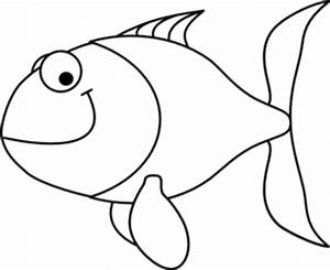 Cute Fish Clipart Black And White | Clipart Panda - Free ...