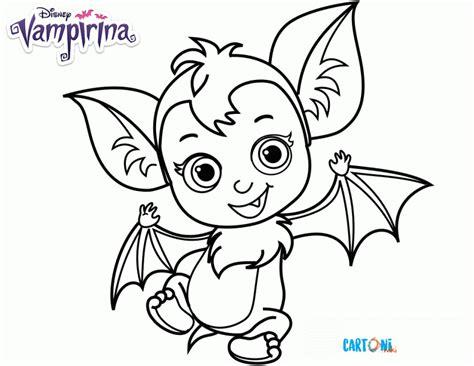 vampirina disegni da colorare cartoni animati disegni