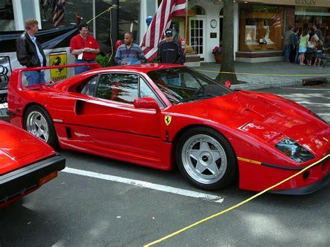 Ferrari 500 Mondial Pinin Farina Spyder - Chassis: 0438MD ...