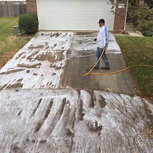 How To Power Wash A Driveway