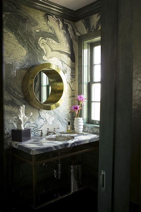 da loos feature wall ideas   mirrors