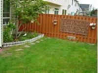 backyard fence ideas Backyard Fence Ideas Pictures | Marceladick.com