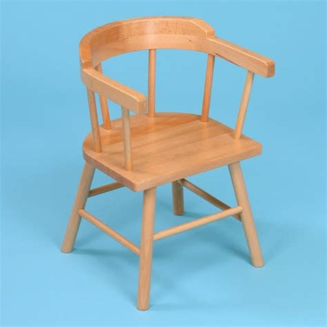 wooden childrens captains chairs early years