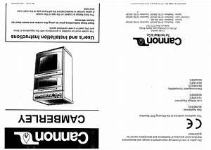 Camberley 10101g Manuals