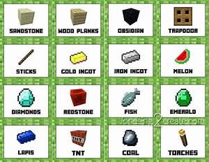 Minecraft Graham Cracker Houses - Jonesing2Create