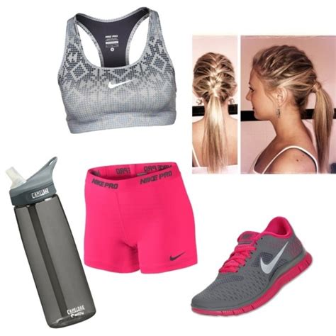 17 Best images about Fit Fashion on Pinterest   Sports Workout outfits and Nike