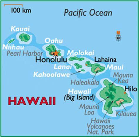 Hawaii Carte Du Monde by Infos Sur Ou Se Trouve Honolulu Sur La Carte Du Monde