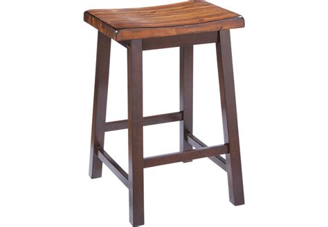 eastern king mattress adelson chocolate counter height stool barstools wood