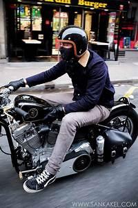 Moto Style Harley : 20 best ideas about biker style on pinterest edgy fashion winter black distressed jeans and ~ Medecine-chirurgie-esthetiques.com Avis de Voitures