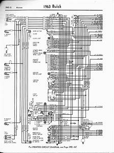 Buick Wiring Diagrams  1957