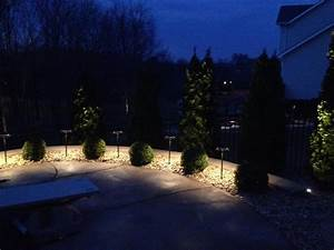 Landscape lighting design