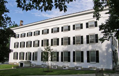 Dartmouth College, Hanover, New Hampshire - Travel Photos ...