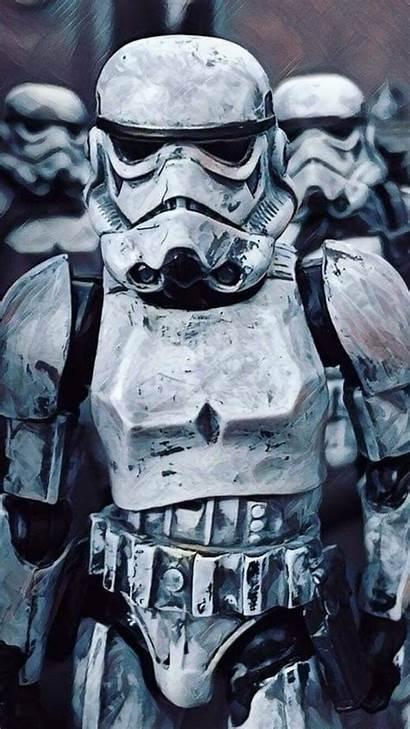Wars Star Iphone Clone Troopers Trooper Fan