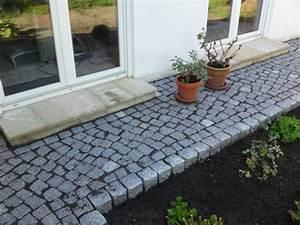 Naturstein Verfugen Mit Trasszement : quarzit polygonalplatten und granit kleinpflaster hess ~ Michelbontemps.com Haus und Dekorationen