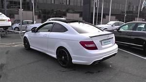 Mercedes C220 Coupé Sport : mercedes benz c class c220 cdi amg sport plus 2dr auto u41548 youtube ~ Gottalentnigeria.com Avis de Voitures