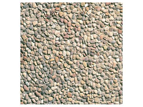 ghiaia di fiume piastrelle da giardino effetto ghiaiato 50x50 cm