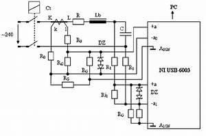 Wiring Diagram Of Installation Of Measurement