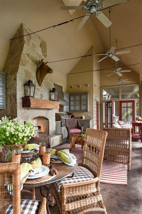 porch design ideas  outdoor kitchen