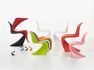 Verner Panton Chair : la chaise panton guten morgwen ~ Frokenaadalensverden.com Haus und Dekorationen
