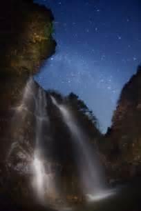 Nagano Japan Waterfall
