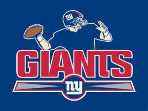 New York Giants Logo NFL