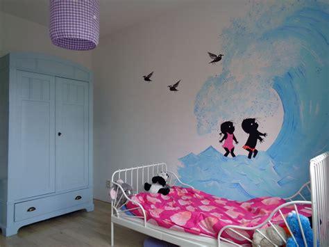 jip en janneke muurschildering kinderkamer kinderkamer