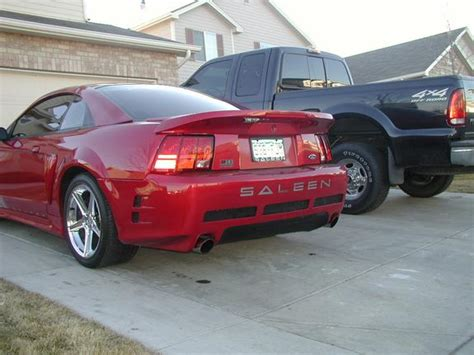 Domainbabes 1999 Saleen Mustang Specs, Photos