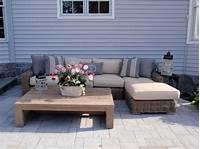 deck furniture ideas DIY Outdoor Furniture as the Products of Hobby and the Gifts
