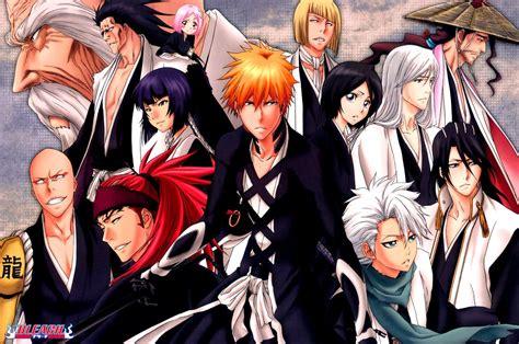 Bleach Anime Done, Manga Wrapping Up  Aurabolt's Anime