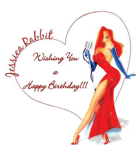 happy birthday jessica jessica rabbit happy birthdaygif